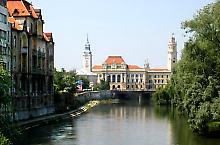 Városháza, Nagyvárad., Fotó: Takács Tibor