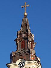Biserica cu luna, Oradea, Foto: WR