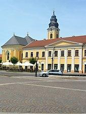 Piata Unirii, Oradea, Foto: WR