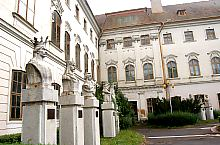The Roman-Catholic Bishop Palace, Oradea·, Photo: WR