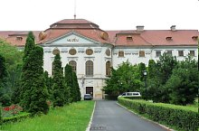 The Roman-Catholic Bishop Palace, Oradea·, Photo: Fekete István