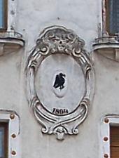 Poinar palota, Nagyvárad., Fotó: WR