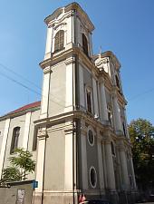The Church of the Premonstatense Order, Oradea·