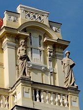 The City Hall, Oradea·, Photo: WR