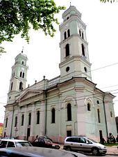 Biserica reformata, Oradea, Foto: Marian Antal