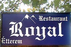 Restaurant Royal, Oradea·, Photo: WR