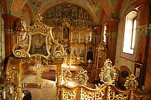 Sf. Mihail și Gavril ortodox templom, Nagyvárad., Fotó: WR