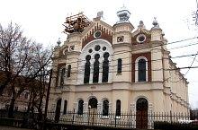 Sinagoga ortodoxa, Oradea, Foto: WR