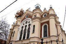 Ortodox zsinagóga, Fotó: WR