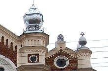 Ortodox zsinagóga, Nagyvárad., Fotó: WR