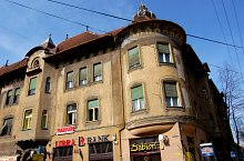 Palatul Stern, Oradea, Foto: WR