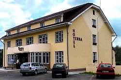Hotel Terra, Nagyvárad., Fotó: WR
