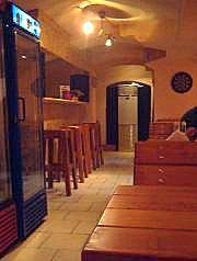 Underground étterem, Nagyvárad., Fotó: WR