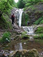 Boiului waterfall, Șuncuiuș , Photo: Coancă Vasile