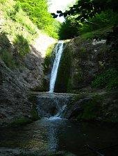 Boiului waterfall, Șuncuiuș , Photo: Törös Víg Csaba