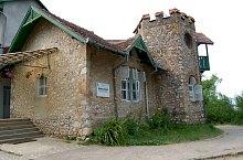 Kastély, Gyermektábor, Fotó: WR