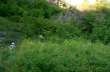 Kakasbánya barlang, Rév , Fotó: WR