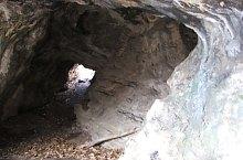 Piros barlang, Fotó: Vasile Coancă