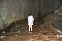 Vizes Biró Lajos barlang, Sonkolyos , Fotó: WR