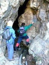Podireu II-es barlang, Rév , Fotó: Vasile Coancă