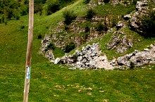 Spre peștera Bătrânului, Foto: WR