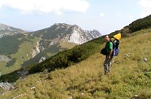 Lunca Berhinei - under Piatra Iorgovanului peak hiking trail, Retezat mountains, Photo: Mihai Păcuraru