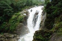 Cascada Lolaia, Muntii Retezat, Foto: Mezei Elemér