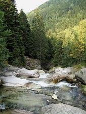 Cascada Lolaia, Muntii Retezat, Foto: Sorin Nicolas