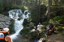 Cascada Lolaia, Muntii Retezat, Foto: Cristiana Toma