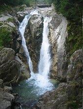 Cascada Lolaia, Muntii Retezat, Foto: Alexandru Moțoc