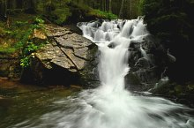 Pietrele or Maria Magdalena waterfall, Photo: Daday Emese