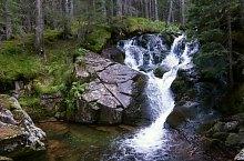 Pietrele or Maria Magdalena waterfall, Retezat mountains·, Photo: Ambrus Tibor
