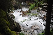 Pietrele or Maria Magdalena waterfall, Photo: WR