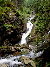 Cascada Stanisoara, Muntii Retezat, Foto: WR