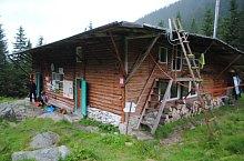 Anyós kanyar - Encián menedékház jelzett turistaút, Retyezát hegység, Fotó: WR