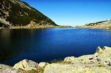 Gales lake - Peleaga saddle hiking trail, Retezat mountains, Photo: Ambrus Tibor