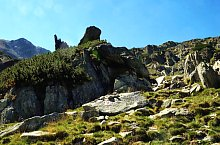 Traseul Lacul Gales - Saua Pelegii, Muntii Retezat, Foto: Ambrus Tibor