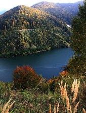 Gura Apelor tó, Retyezát hegység., Fotó: Mihai Bursesc