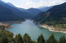 Gura Apelor tó, Retyezát hegység., Fotó: Emilia Bota