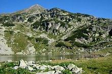 Lacul Ana, Muntii Retezat, Foto: Cristian Fatu