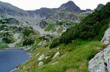 Anna tó, Retyezát hegység., Fotó: Dan Hărăbagiu