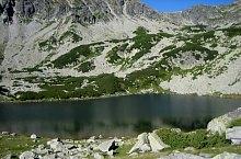 Anna tó, Retyezát hegység., Fotó: Cristian Fatu