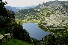 Anna tó, Retyezát hegység., Fotó: Csupor Jenő