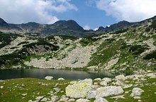 Anna tó, Retyezát hegység., Fotó: Radu Dârlea