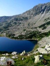 Anna tó, Retyezát hegység., Fotó: Sisak Tamás