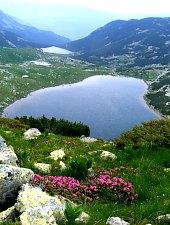 Anna tó, Retyezát hegység., Fotó: Emilia Bota
