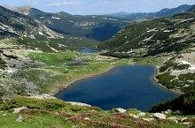 Lacul Ana, Muntii Retezat, Foto: Mihai Păcuraru