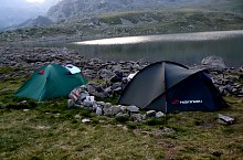 Bucura lake, Retezat mountains·, Photo: Cristiana Toma