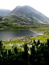 Bucura lake, Retezat mountains·, Photo: Mihai Bursesc