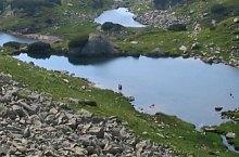 Lacul Florica, Muntii Retezat, Foto: Sisak Tamás